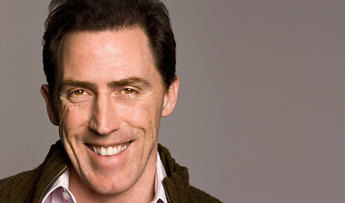 Rob Brydon becomes a podcaster | Starting with an interview with John Bishop