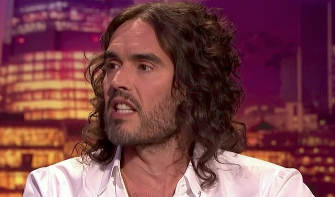 Russell Brand: I auditioned to be in 5ive | It didn't go well...