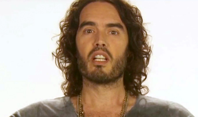 Russell Brand 'writes through the turnip rushes' | WTF: Weekly Trivia File