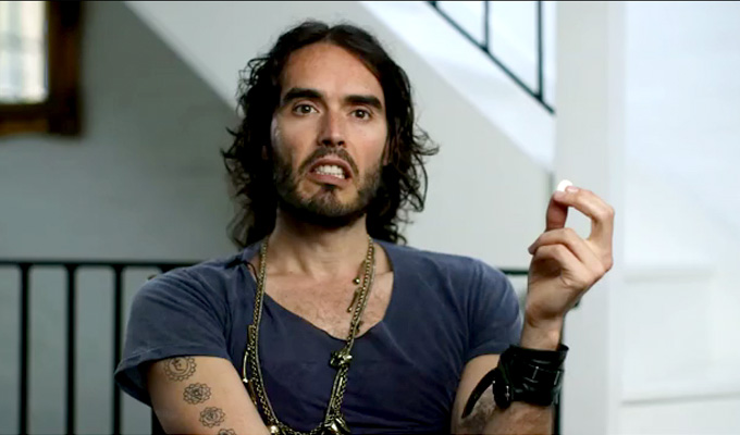 Russell Brand: The film | Watch a trailer