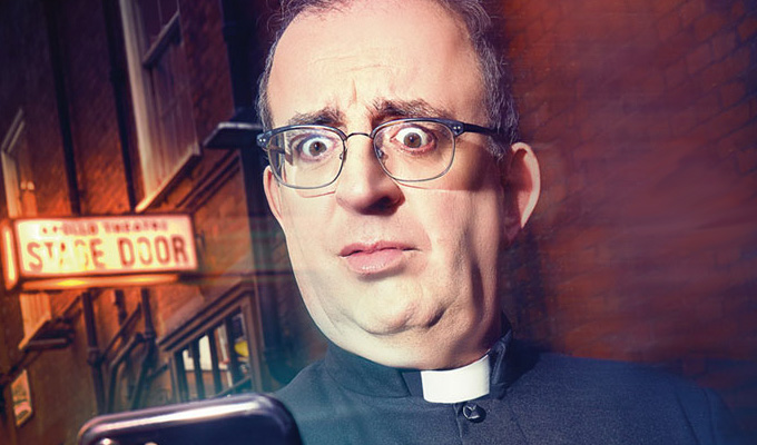 Reverend Richard Coles: #SimpleCountryParson