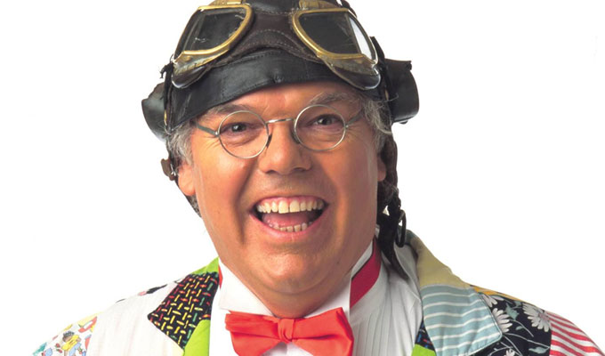 Roy Chubby Brown caught parking in a disabled bay | ...but it turns out it's legit