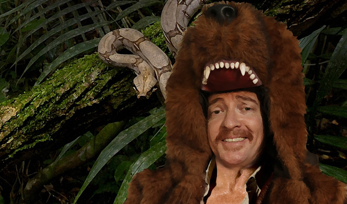 Rhys Darby: Mr Adventure