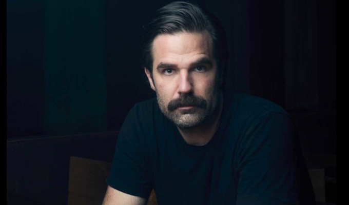 Rob Delaney announces London dates | Two-week run for Catastrophe star