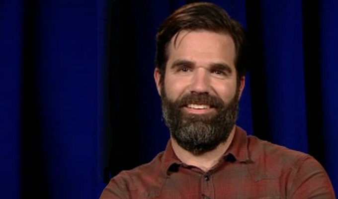 Rob Delaney to become a father again | Comic praises NHS following the heartbreak of losing his son
