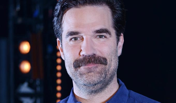 When is Rob Delaney's Amazon special out? | Release date announced