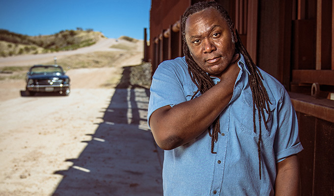 The Brand-New, Full-Throated Adventures of Reginald D Hunter