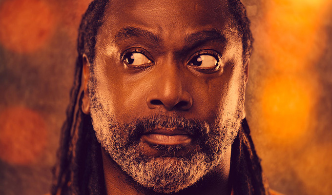 How Reginald D Hunter was silenced in Russia | ...after he was asked about Putin