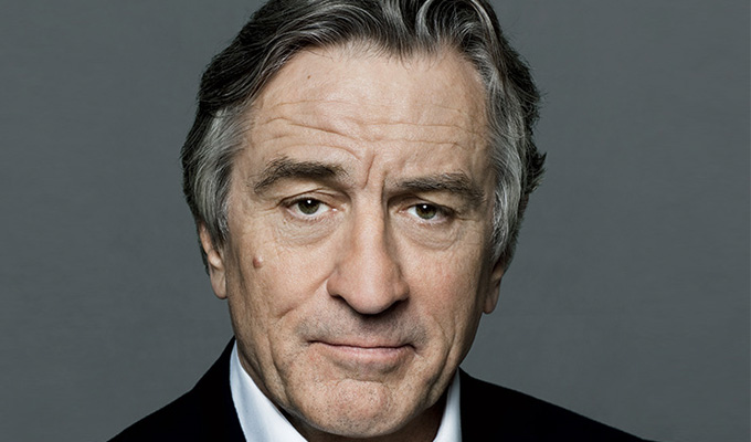 Robert De Niro performs stand-up | He's in a New York club tonight