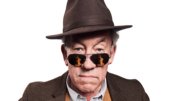 My irascible character goes beyond Victor Meldrew | Simon Callow on the return of The Rebel