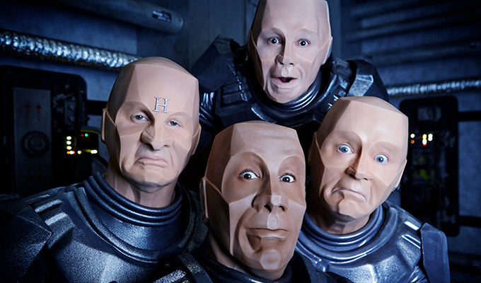 Red Dwarf XII: The first image | All the cast become mechanoids
