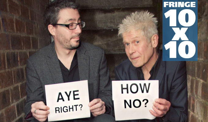 9. In or out? | Ten Fringe shows about the Scottish referendum