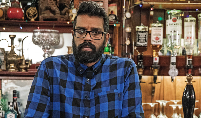 'For the record, she didn't actually black up...' | Romesh Ranganathan on his new comedy, The Reluctant Landlord