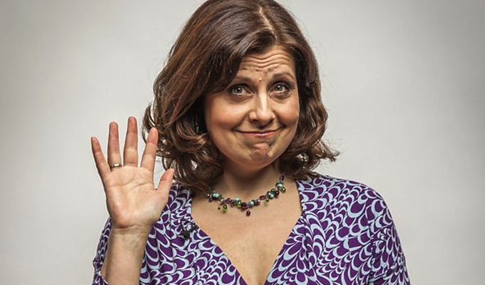 Rebecca Front joins Armando Iannucci's Avenue 5 | Playing a housewife aboard the titular spaceship