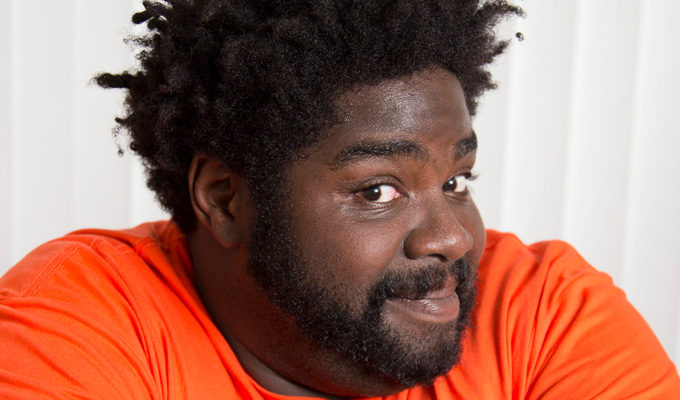 Ron Funches | Gig review by Steve Bennett at the Soho Theatre, London