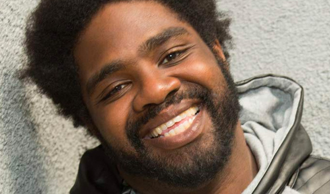 Ron Funches: Funch-A-Mania | Gig review by Steve Bennett at Just For Laughs, Montreal