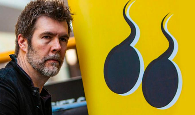 Rhod Gilbert: Stand Up To Infertility | TV review by Steve Bennett