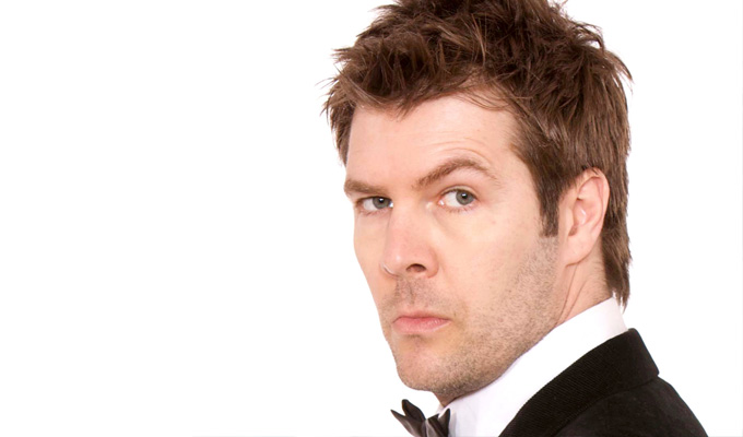 Rhod Gilbert pilots BBC Two talkshow | ...based on guests' internet histories