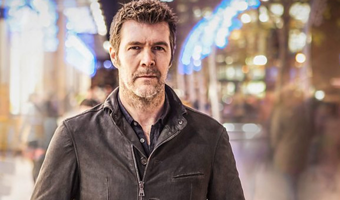 Rhod Gilbert: My battle with crippling shyness | Comic confronts his condition in new BBC documentary