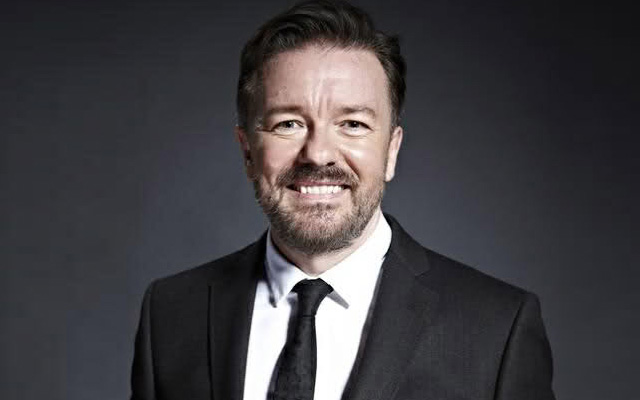 Gervais's 'platinum tickets' raise £200,000 for charity | Humanity boosts RSPCA and cancer causes