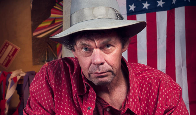 Rich Hall returns to Radio 4 | To examine 100 days of President Biden