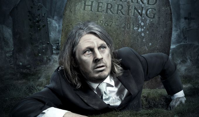 Richard Herring: We're All Going to Die!