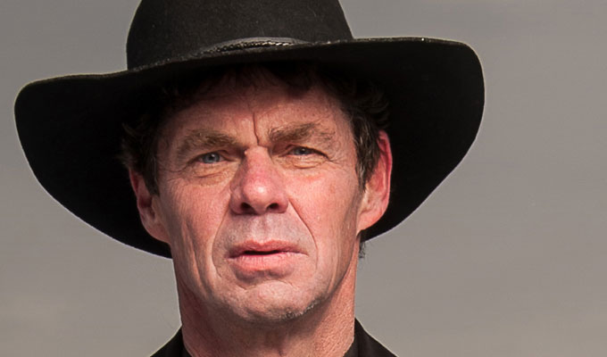 Rich Hall heads to California | New documentary for BBC Four