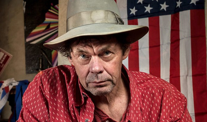 Rich Hall on 12 months of Trump | New Radio 4 show