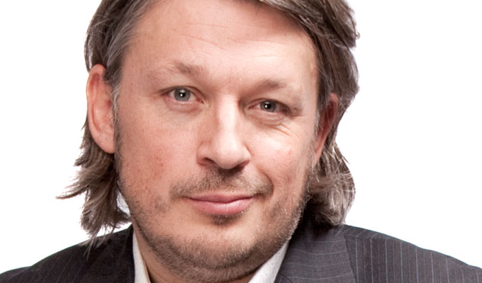 Richard Herring's fans pledge £100k for web series | As It Occurs To Me to return, on video