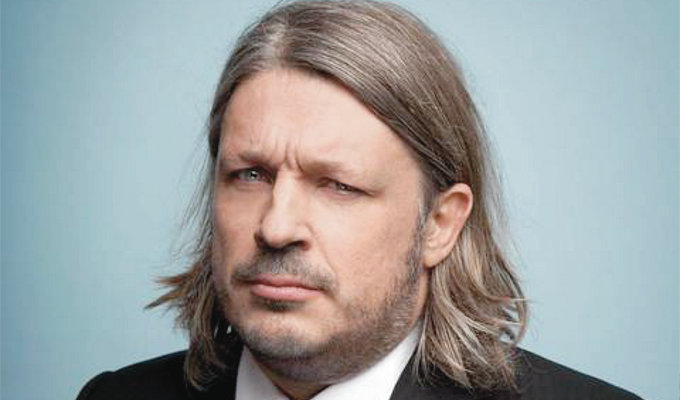 Richard Herring: Why I'm skipping Edinburgh | ...and performing 12 different solo shows in London instead