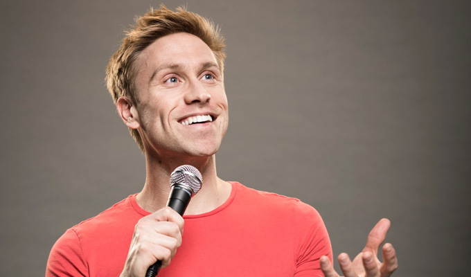 Russell Howard – Original Review | Review by Steve Bennett