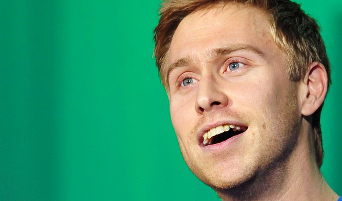Scam targets Russell Howard fans | Strange case of the Scientologists and the comic