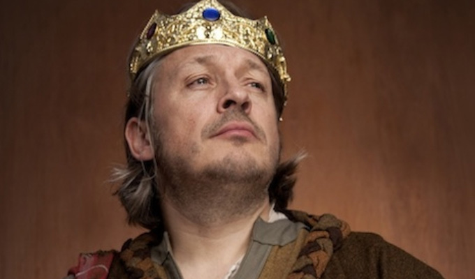 Richard Herring's Edinburgh Fringe Podcast 2013