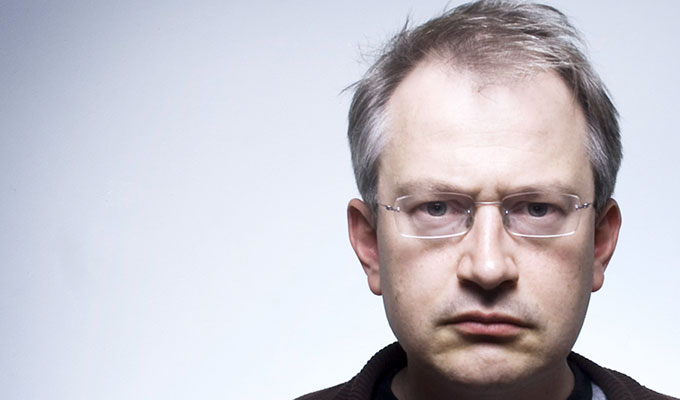 Robin Ince: The Importance of Being Interested [2013 Fringe]