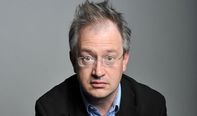 'I have lots of inner voices... It's busy up there' | Robin Ince on the psychology of stand-up