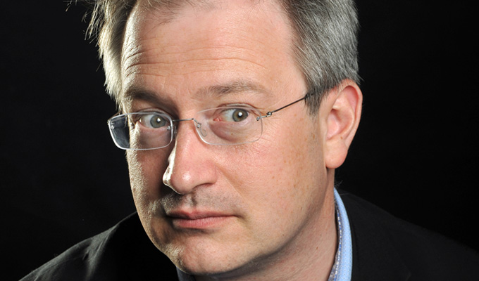 Two-book deal for Robin Ince | Mixing humour and science