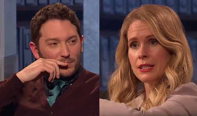 Channel 4 passes on Jon Richardson and Lucy Beaumont pilot  | They won't be the new Richard and Judy...
