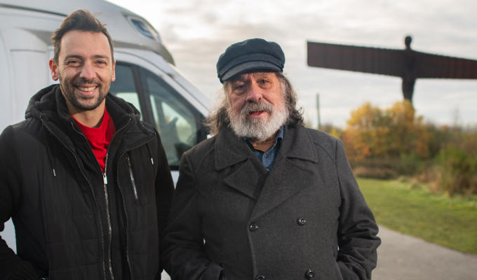Ricky & Ralf's Very Northern Road Trip | TV preview by Steve Bennett