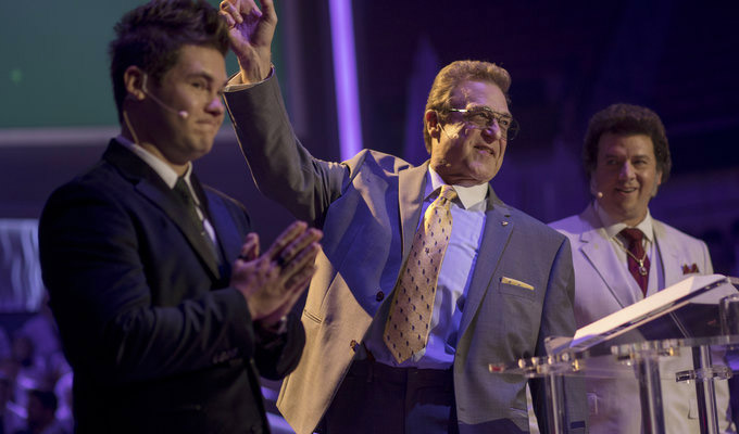 The Righteous Gemstones : Reviews 2020 :     Chortle : The UK Comedy Guide