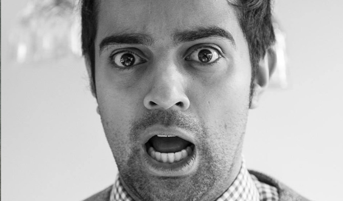 Raul Kohli: All My Heroes Are Dead, in Jail or Touched Up Your Nan | Edinburgh Fringe review by Steve Bennett
