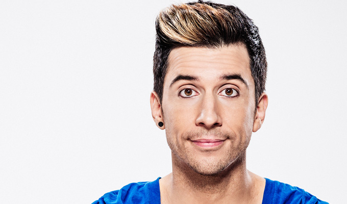 Chat show for Russell Kane | Plus news of other BBC Three comedies