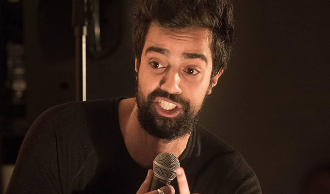 Why I'm going to enjoy every moment of this Fringe | by comedian Rahul Kohli