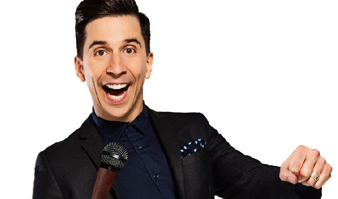 Russell Kane: Right Man, Wrong Age