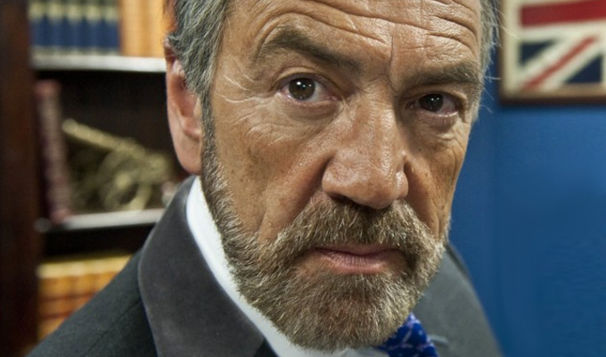 Robert Lindsay is Bull | Cast announced for Gold's new sitcom