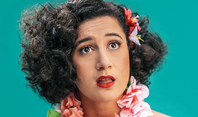 Rose Matafeo: 'She would fill whatever stage you put her on' | A look back at the Edinburgh Fringe of 2018