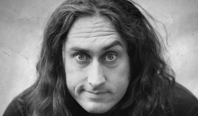 Ross Noble: Brain Dump | Gig review by Steve Bennett at the Swan, High Wycombe