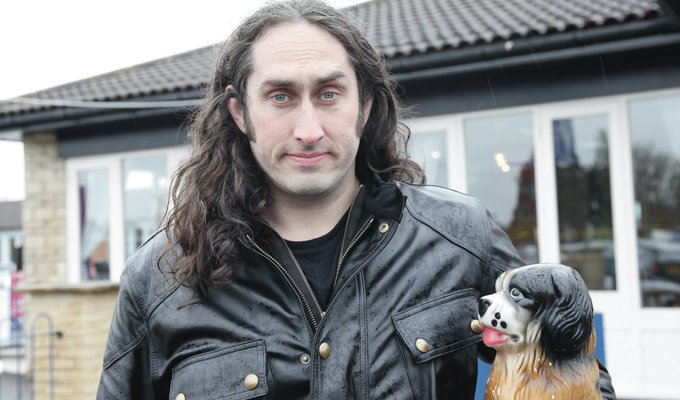 'I ended up in Paul Daniels's shed' | Ross Noble on his new TV show, Freewheeling