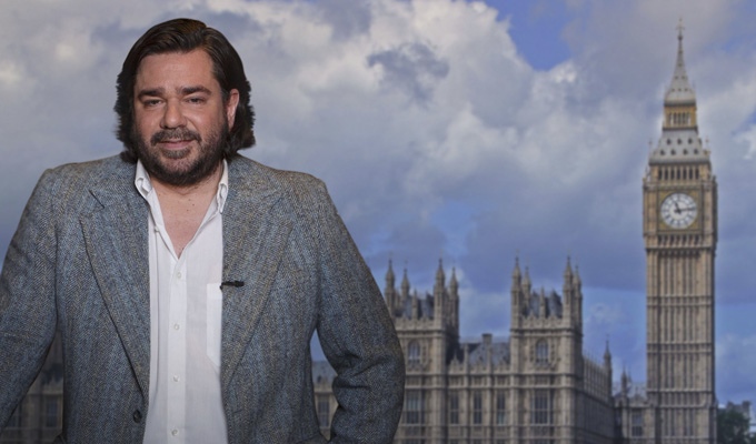 Matt Berry takes the road to Brexit | The best of the week's comedy on TV and radio