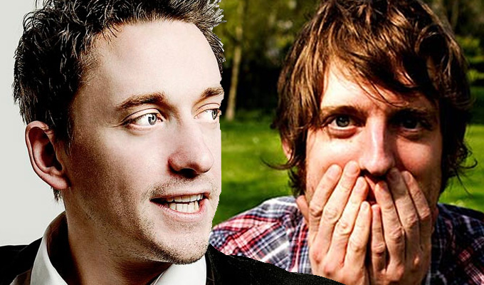 XFM signs Elis James and John Robins | Sunday show starts this weekend