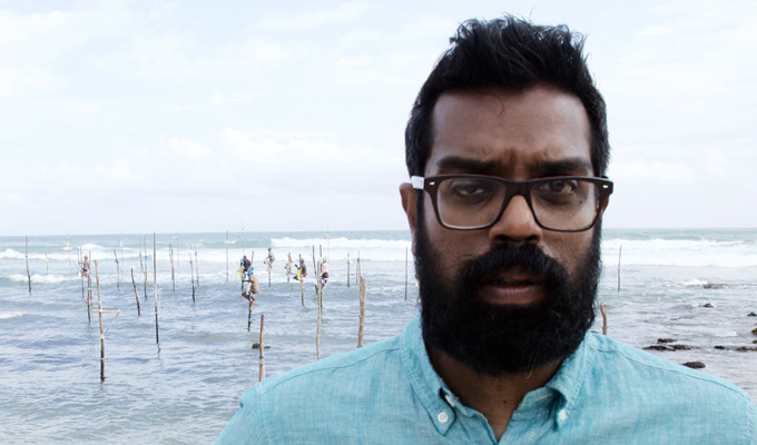 Romesh Ranganathan holidays in hell | Comic to front tough new travelogue for BBC Two